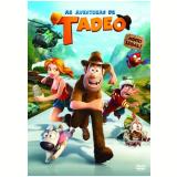 As Aventuras de Tadeo (DVD) - Desenho