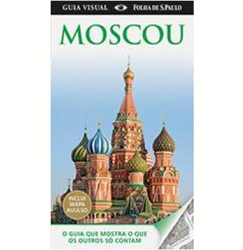 Guia Visual Moscou (Inclui Mapa Avulso)