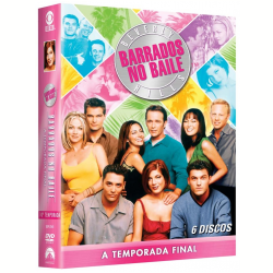 DVD - Barrados No Baile - 10ª Temporada - 7899587903629