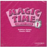 Magic Time 1 (2 Cds) - Kathleen Kampa, Charles  Vilina
