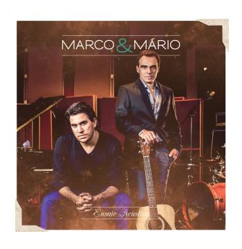 Marco & Mario - Ensaio Acustico (CD)