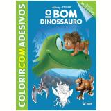 Disney Colorir Com Adesivos - O Bom Dinossauro - Jefferson Ferreira
