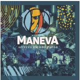 Maneva - Ao Vivo em São Paulo (CD) - Maneva