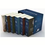 Box - As Cr�nicas de Gelo e Fogo +  O Cavaleiro dos Sete Reinos (6 Vols.) - George R. R. Martin