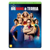 Big Bang A Teoria: 7ª Temporada Completa (DVD) - Chuck Lorre & Bill Prady