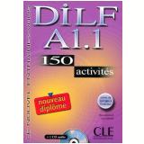 Dilf A1.1 - 150 Activites + Cd Audio - Aguilar Marion