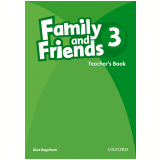 Family And Friends 3 Teacher's Book -