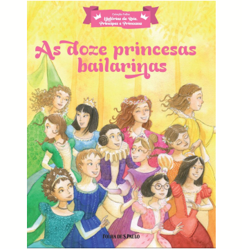 As doze princesas bailarinas (Vol. 14)