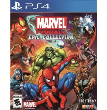 Marvel Pinball Epic Collection Vol. 1 (PS4)