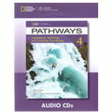 Pathways 4 - Reading And Writing - Classroom Audio Cd (CD) -