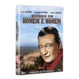 Quando Um Homem é Homem (DVD) - John Wayne, Maureen O'Hara