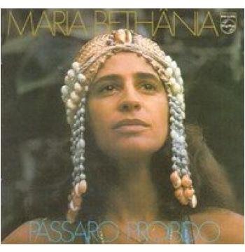 Maria Bethânia - Pássaro Proibido (CD)