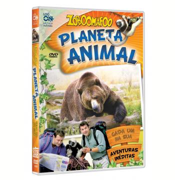 Planeta Animal - Cada Um na Sua (DVD)