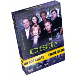 CSI - 1� Temporada - Volume 1 (DVD)