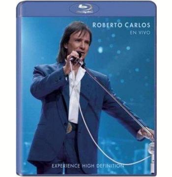 Roberto Carlos - En Vivo (Blu-Ray)