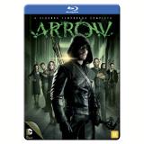 Arrow - 2ª Temporada Completa (Blu-Ray) - Vários (veja lista completa)