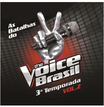 The Voice Brasil Batalhas - 3ª Temporada (vol.2) (CD)