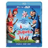 Gnomeu E Julieta 3d (Blu-Ray) - Vários (veja lista completa)