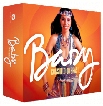 Box - Baby Consuelo - Baby do Brasil (5 CDs) (CD)