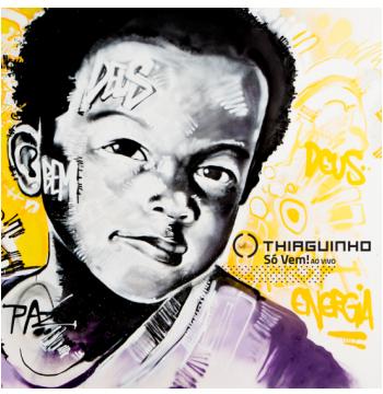 Thiaguinho - Só Vem! - Ao Vivo (CD)