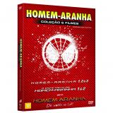 Box - Homem-Aranha (6 Discos) (DVD) - Vários (veja lista completa)