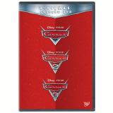 Coleção - Carros 3 Filmes (DVD) - Chris Cooper, Bonnie Hunt, Michael Caine
