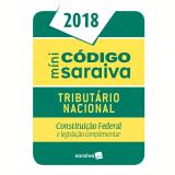 Míni - Código Tributário Nacional - Editora Saraiva