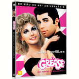 Grease Remasterizado - 40 Anos (DVD) - John Travolta, Stockard Channing
