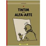 Tintim e a Alfa-Arte - Hergé
