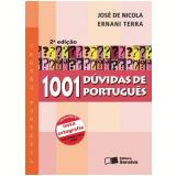 1001 Dúvidas de Português - Jose de Nicola, Ernani Terra