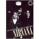 Nirvana - Ao Vivo no Teatro Castello, Roma 1991 (DVD) - Nirvana