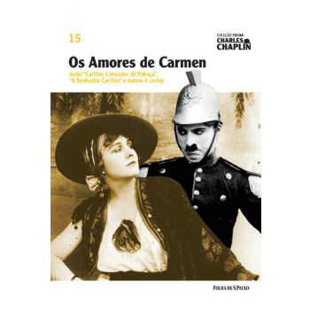 Os Amores de Carmen (Vol. 15)