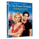 E Se Fosse Verdade (DVD) - Mark Ruffalo, Reese Witherspoon
