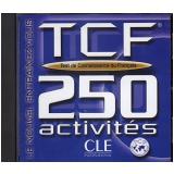 Tcf 250 Activites - Test De Connaissance Du Francais Cd Audio - Cle International