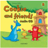 Cookie And Friends B Class Cd (Audio Cd) (CD) -
