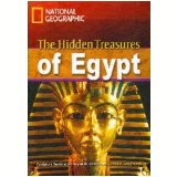 Footprint Reading Library - Level 7  2600 C1 - The Hidden Treasures Of Egypt - British English - Rob Waring