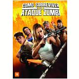 Como Sobreviver a um Ataque Zumbi (DVD) - David Koechner