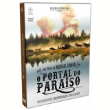O Portal Do Paraiso - Edi��o Definitiva (DVD) - Kris Kristofferson, Christopher Walken, John Hurt