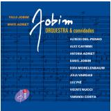 Mario Adnet & Paulo Jobim - Jobim, Orquestra e Convidados (CD) + (DVD) - Paulo Jobim, Mário Adnet