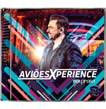 Aviões - Xperience na Praia (CD)