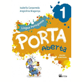 CJ - Porta Aberta - Língua Portuguesa - 1º Ano - Cursiva - Isabella Carpaneda, Angiolina