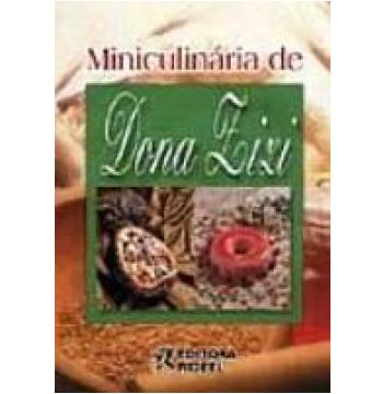 Mini Culinária de Dona Zizi