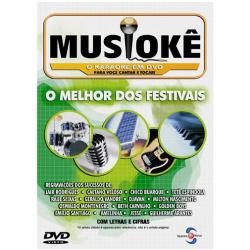 Musiok� - O Melhor dos Festivais (DVD)