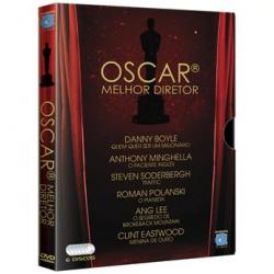 DVD - Vencedores do Oscar: Melhor Diretor - Vários ( veja lista completa ) - 7897119457206