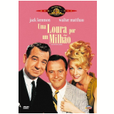 Uma Loura por um Milhão (DVD) - Jack Lemmon, Walter Matthau