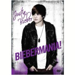 DVD - Justin Bieber: Biebermania ! - Justin Bieber - 7798141334650