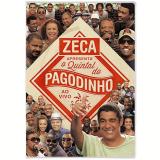 Zeca Pagodinho: O Quintal Do Pagodinho - Ao Vivo (DVD) - Zeca Pagodinho
