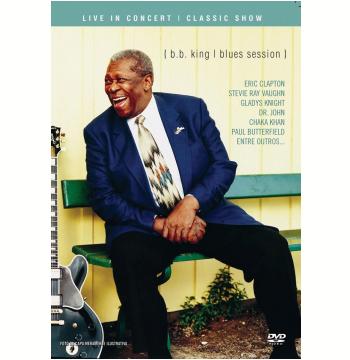 B.B King - Blues Session (DVD)