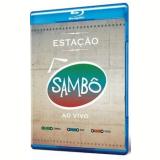 Sambô - Estação Sambô - Ao Vivo (Blu-Ray) - Sambô