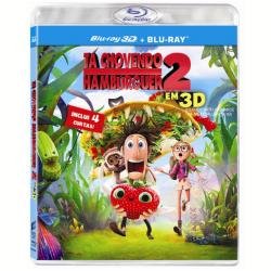 Blu - Ray - Tá Chovendo Hamburguer 2 - 3D - Vários ( veja lista completa ) - 7892770034544